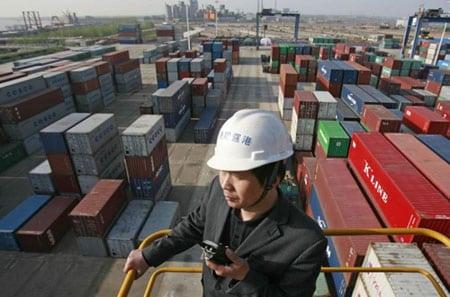Организация отдела логистики в Китае
