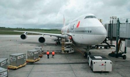 Особенности выбора блок-контейнеров для авиаперевозок