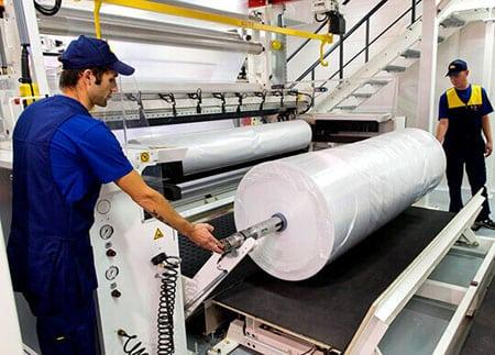Вопросы технологии производства стрейч-пленки