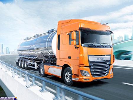 Экологическое сопровождение наливных грузов в цистернах