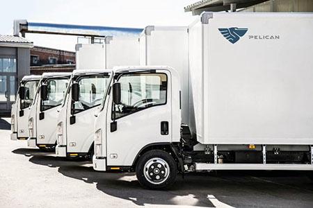 Фургоны Пеликан вэн – проверенное качество