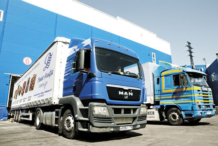 Автомобильный транспорт и контейнерные перевозки грузов