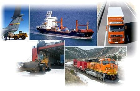 Транспортная- логистика в развитии регионов