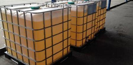 Упаковка для жидких грузов